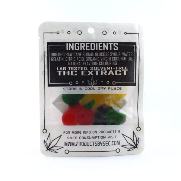 THC Infused Fruit Salad by SeC